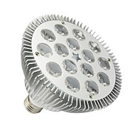 LOHAS E26/E27 15W 15 High Power LED 1430-1480 LM Warm White PAR38 Dimmable LED Par Lights AC 100-240 V