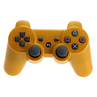 Bluetooth DoubleShock 3 Wireless Controller for PS3 Gold