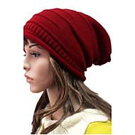 Beanie - Dla kobiet - Na co dzień - Zima - Robione na drutach