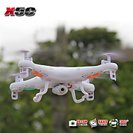 SYMA x5c explorers 2,4 g 4-kanals RC quadcopter med hd-kamera