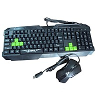 Sunway deer® SWL-093 Gaming Keyboard and Mouse