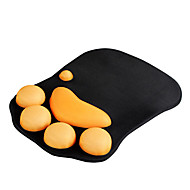 MONTIAN MG-02 Cute Cat Claw Mousepad for Wrist Band