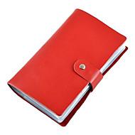 ファッション·マン/ Wonmanのカード&IDホルダーは、大容量·ケースロングビジネスカードホルダー90カード