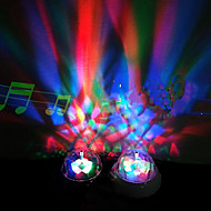 LED Table Lamp,1 Light,Modern Projecting Multi Color Plastic