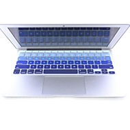 "Coosbo® Colorful Silicone Keyboard Cover Skin for 11.6"",13.3"" ,15.4"",17"" Macbook Air Pro Retina"
