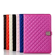 Grid Pattern Shockproof and Anti-scratch Case for iPad mini 3, iPad mini 2, iPad mini (Assorted Colors)
