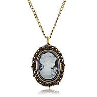 Dames Modieus horloge Kwarts Legering Band Vintage Brons Bronzen