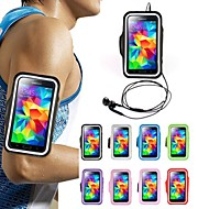 VORMOR® Vertical Universal Sport Jogging 5 inch Armband Case Cover Pouch for Samsung Galaxy Phone