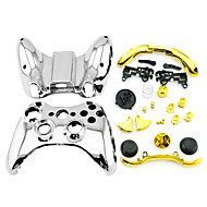 Replacement Housing Case & Accesories for Xbox 360 Controller