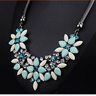 Black Statement Necklaces Alloy Wedding / Party / Daily / Casual Jewelry