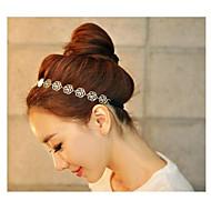 bandeaux roses doux cheveux couleur aléatoire liens