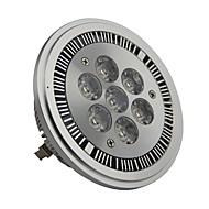 GU10 7 W 7 High Power LED 700LM LM Warm White AR111 Dimmable Spot Lights AC 220-240 / AC 110-130 V