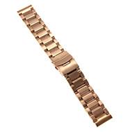 Herr Dam Klockarmband Rostfritt stål #(0.09) #(22 x 2.2 x 0.3) Klocktillbehör
