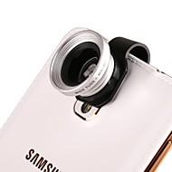 laaja ja makro-objektiivi pikavaihtojärjestelmällä kameran objektiivi iPhone / iPad