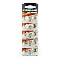 camelion زر AG10 1.5V البطارية القلوية (10PCS)