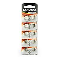 camelion 1.5 AG10 알카라인 버튼 전지 (10 개입)