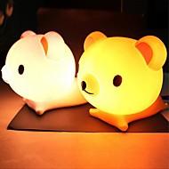 Der kleine Bär Form abs LED-Nachtlicht (Farbe sortiert)