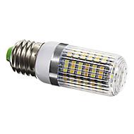 G9 / GU10 / E26/E27 6W 120 SMD 3528 420 LM Natural White T LED Corn Lights AC 220-240 V