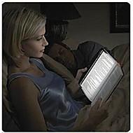 LED lys lampe panel kile til rejser læser bogen i bil / seng paperback nat