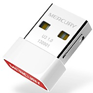 Mercury U3 Portable Wifi Router Gold Wi-fi Roteador 360 Mini Wifi Router Ultramini wireless Router Computer Networking