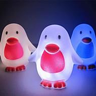 coway creatieve pinguïn kleurrijke geleid nachtlampje