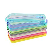 XUNDD Solid Color TPU Transparent Set of Cases Non-slip Soft Case for Samsung Galaxy S5