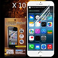 Protective HD Screen Protector for iPhone 6(10PCS)