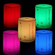 führte bunten Neuheit Ausdruck Batterie-Design Nachtlicht