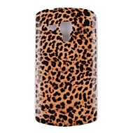 Sexy Yellow Leopard  Cover  Back for Samsung Galaxy Trend Duos S7562 S7560