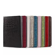 9.7 Inch Crocodile Skin Pattern Leather Case for iPad Air 2(Assorted Colors)