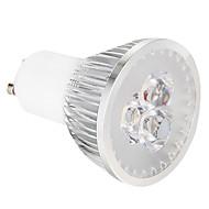 Dimmbar Spot Lampen GU10 3 W 270 LM 3000-3500 K 3 High Power LED Warmes Weiß AC 220-240 V