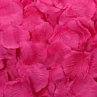 roseblader bord dekorasjon (assortert farge) (sett av 100 kronblader)