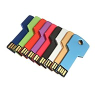 2GB Key Style USB Flash Drive(Assorted Color)