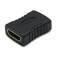 sensecheering 0.1m 0.328ft HDMI-Buchse auf Buchse Anschluss HDMI
