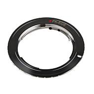 lentille pk-EOS Mount Adapter Pentax lentille k / pk pour appareil photo Canon EOS 1Ds pour canon eos mark ii iii iv 5d mark ii 7d 50d
