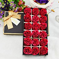 18 Rose Aromatherapy Essential Oil Rose Soap Flower for Body