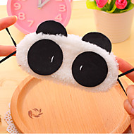 Plush Panda Pattern Eyeshade