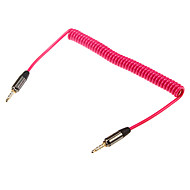 1.5m 4.92ft audio 3,5 mm han til lyd 3,5 mm mandlige stereo eXtense kabel