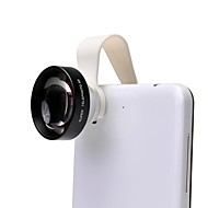 Universal Detachable Clip-on Super Telephoto Lens 5X for iPhone 6/6 Plus/5S/5C/4S and Other Phones
