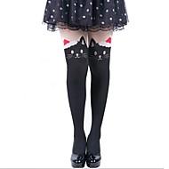 Strümpfe/Strumpfhosen Niedlich Lolita Prinzessin Lolita Accessoires Strümpfe Tiermuster Druck Für
