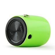 hiphophippo ™ tambores mini altavoz del bluetooth con control de carema móvil