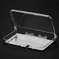 Crystal Case for New 3DS Protective Transparent Cover