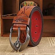 Hombre Cinturón de Cintura Trabajo / Casual Todas las Temporadas