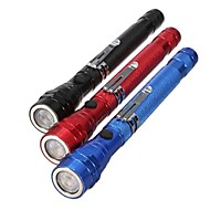 Lights LED Flashlights/Torch / Handheld Flashlights/Torch LED 300 Lumens 1 Mode - LR44 Nonslip gripEveryday Use / Traveling / Working /