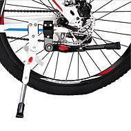 vélo 24 '' - 27 '' en aluminium réglable route côté de vélos bâton support vélo bicyclette béquille