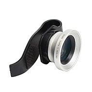 Detachable Clip-on Wide-angle and Macro Lens for iPhone/iPad