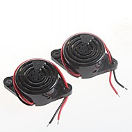 high-decibel alarm SFM-27 DC3-24V Continuous buzzer speaker voice ringers(2pcs)