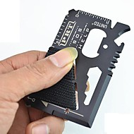 14-in-1 Credit Card Wallet Self Defense Outdoor Multi-function Tools