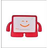 إلى حالة سامسونج غالاكسي ضد الصدمات / آمن للطفل غطاء غطاء خلفي غطاء لون صلب PC Samsung Tab 3 10.1