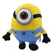 borgne minion 23cm jouet en peluche poupée